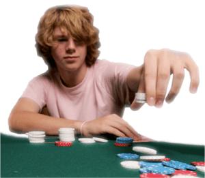Der belgische Gesetzgeber möchte das Mindestalter für Glücksspiel erhöhen.