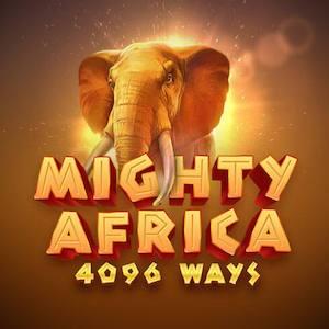 Der Spielautomat Mighty Africa