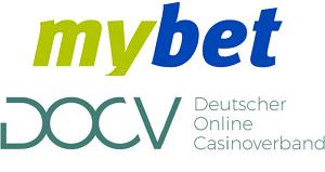 Mybet und der Deutsche Online Casinoverband vereinen ihre Kräfte