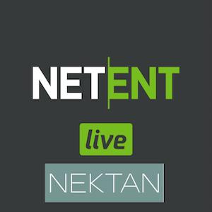 NetEnt Live und Nektan verbünden sich