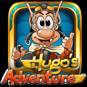 Hugo's Adventure Online-Spielautomat