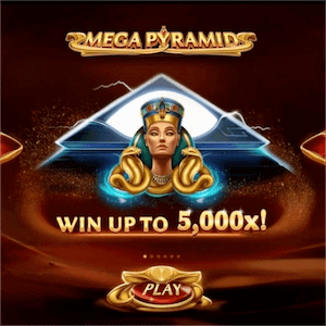 Der Spielautomat Mega Pyramid