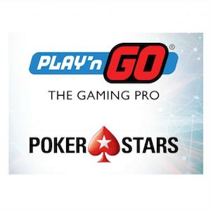 Play 'n GO und PokerStars mit neuen Verträgen