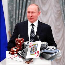 Russland geht gegen illegales Glücksspiel vor