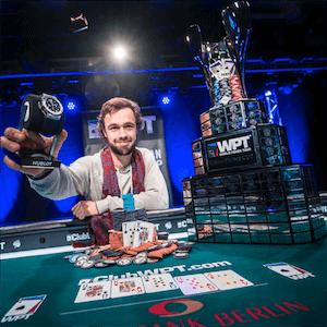 Ein deutscher Spieler gewinnt die WPT European Championship