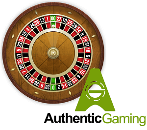 Authentic Gaming bringt Live-Roulette nach Europa