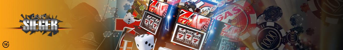 Casino Sieger Banner