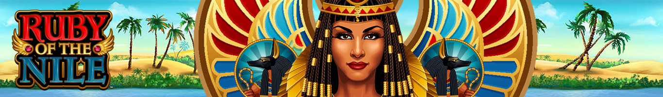 Ruby of the Nile Banner