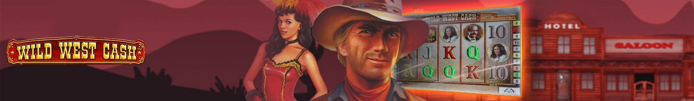 Wild West Cash Banner
