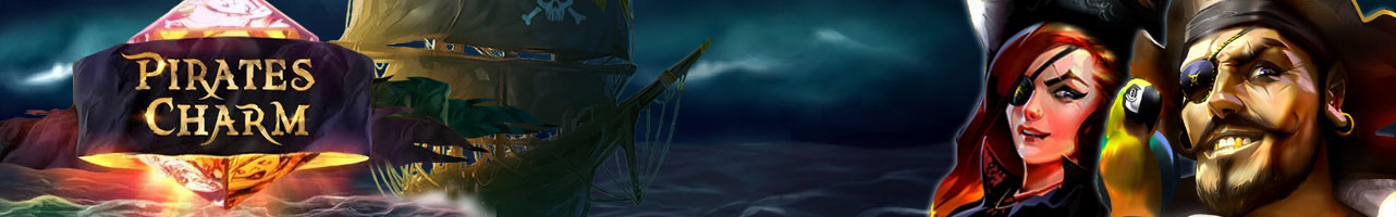 Pirates Charm Banner