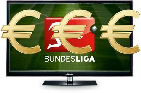 Öffentliches Fernsehen strahlt Bundesligaspiele nicht mehr aus