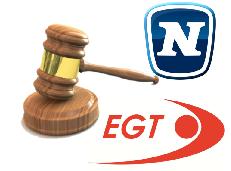 Novomatic-EGT-Klage abgewiesen