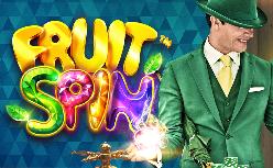 """Die exklusive """"Fruit Spin""""-Werbeaktion bei Mr Green"""