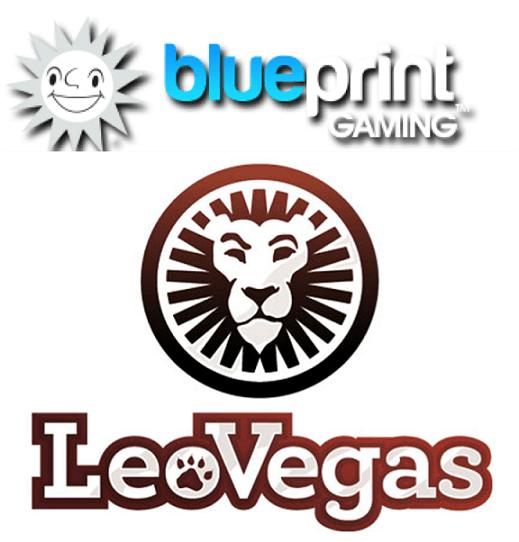 LeoVegas fügt Spiele von Blueprint Gaming zu seinem Portfolio hinzu