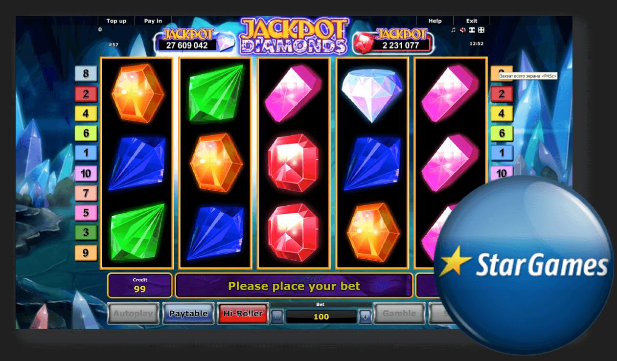 130.000-€-Jackpot im StarGames Casino geknackt