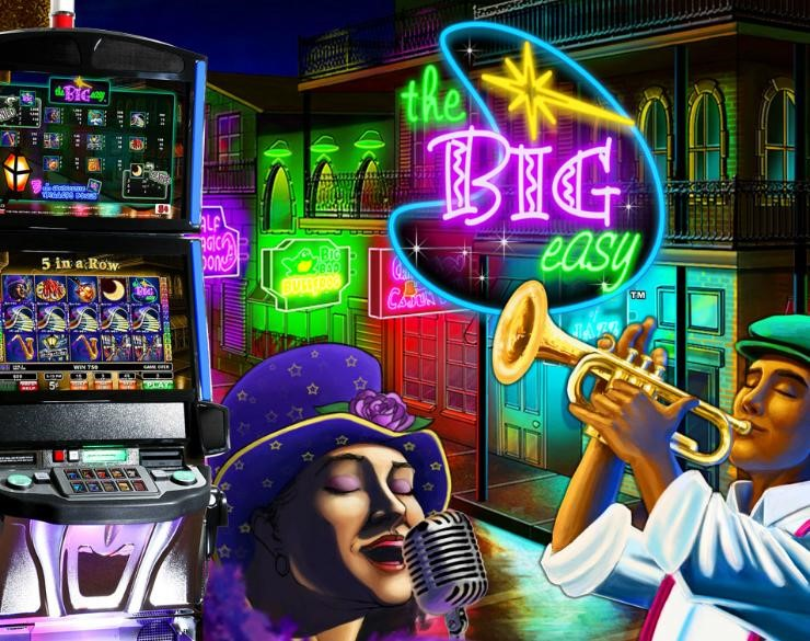 IGT launches Big Easy online slot