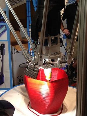 großer 3D-Drucker; Z22