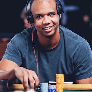 Phil Ivey am Pokertisch