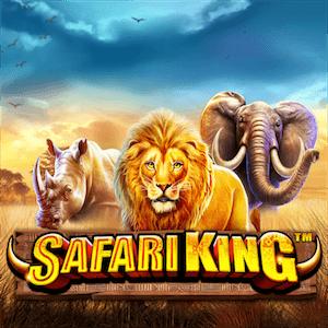 Spielautomat Safari King