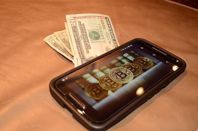 Bitcoin in Dollar verwandeln