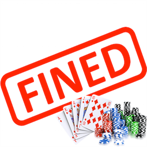 Schwedische Regulierungsbehörde verhängt Bußgelder gegen Casinos