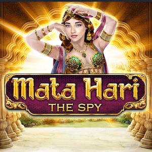 Mata Hari The Spy Online-Spielautomat