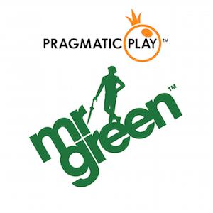 Mr Green und Pragmatic Play verbünden sich