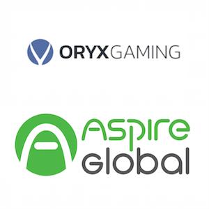 ORYX und Aspire vereinen Ihre Kräfte