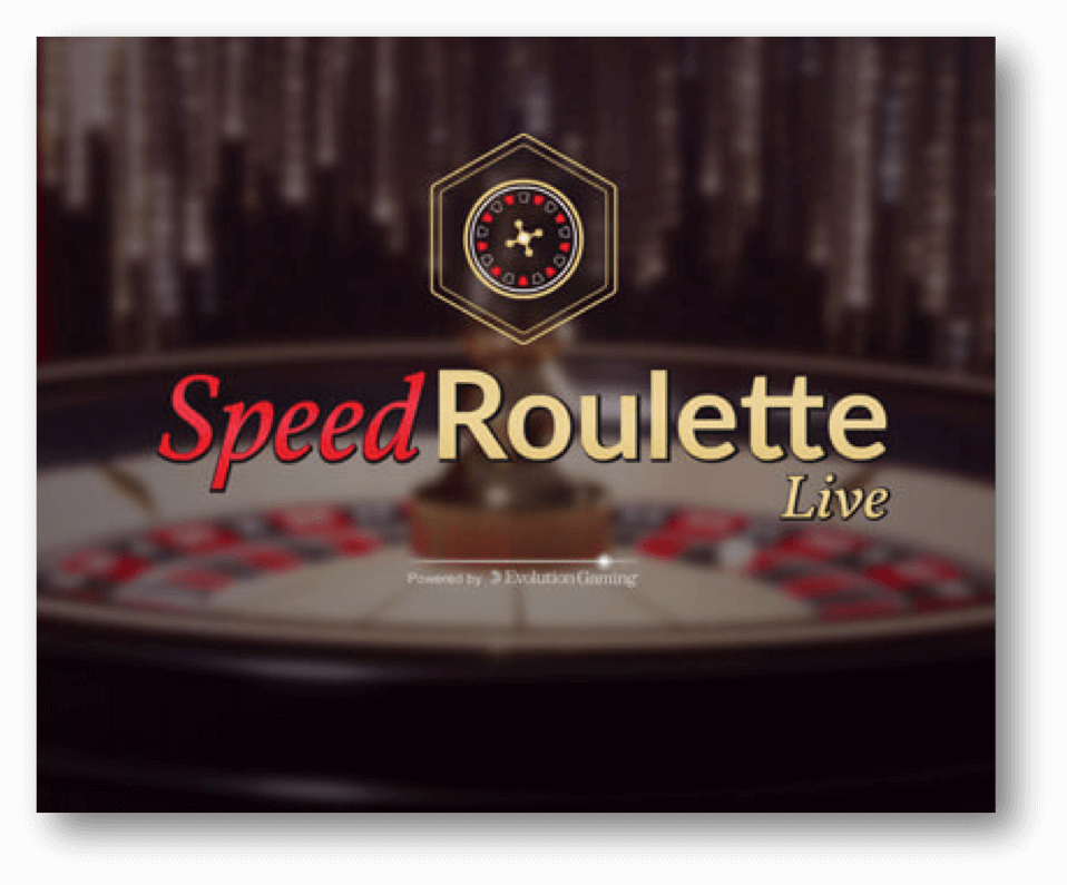 Das neue Live-Speed-Roulette von Evolution Gaming