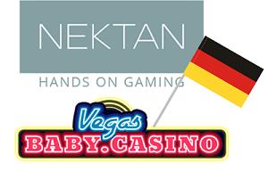 Nektan bringt deutschsprachige Online-Casino-Software auf den Markt